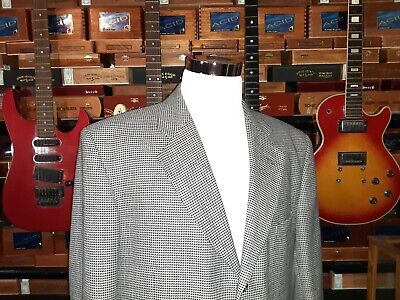 Harris & Frank Men's 3 Button Sports Jacket 46R Fabulous