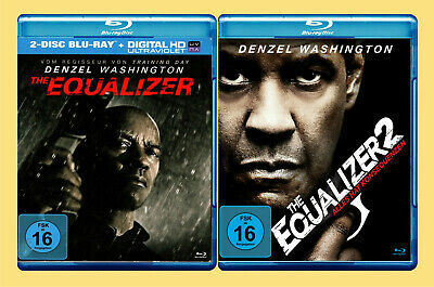 ••••• The Equalizer (Denzel Washington) (2 Blu-rays) ☻