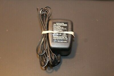 LEAPSTER TOY TRANSFORMER ADAPTER Power Cord CHARGER Model 690-10590 DC 9V