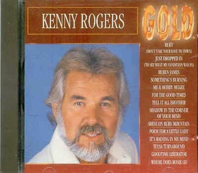Kenny Rogers : Gold CD