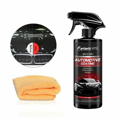 Shine Armor Ceramic Car Polish Spray Coating Sealant Nano Protection 500ML