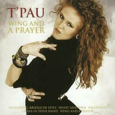 T'Pau : Greatest Hits Live CD (2008) Highly Rated eBay Seller Great Prices
