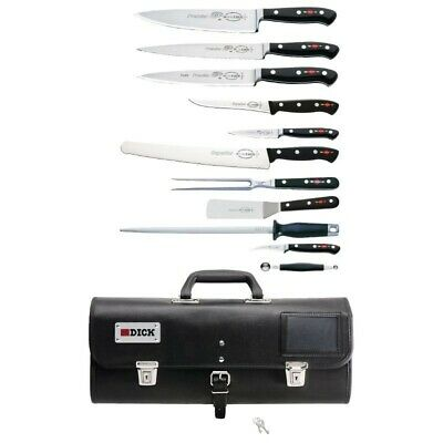 Dick 11-teiliges Knife Set with Case