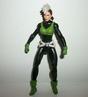 "Marvel Universe Super Hero Figure Legends 3.75"" 3-4"" X-Men Rogue Girl #5a"