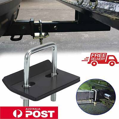 Anti Rattle Stabilizer Hitch Tightener Lock Down Tow Bar Clamp Trailer Caravan