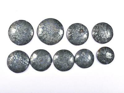 Natural Machine Cut Swiss Marcasite Round Loose Stones Top Quality 0.9mm-2.3mm