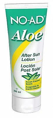 NO-AD Aftersun - Aloe Lotion 250ml