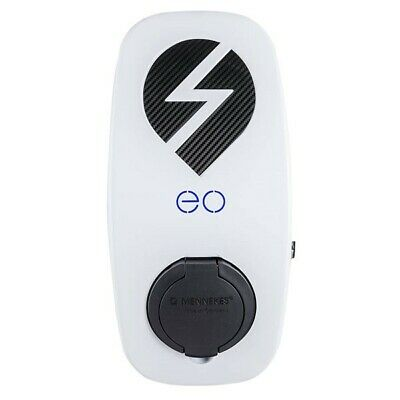 EO EO004-DCL eoBASIC EV Charger 22kW/32A 3-Phase Basic Socket - DCL