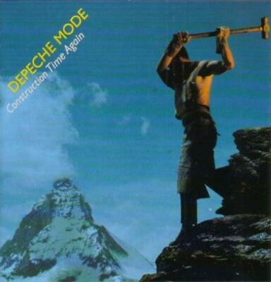 Depeche Mode : Construction time again (1983) CD Expertly Refurbished Product