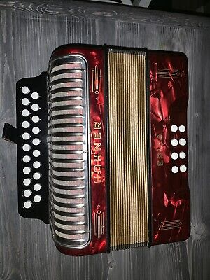 Bass /& Treble MICROPHONE SYSTEM SOFIAMARI BUTTON ACCORDION by Myers Pickups