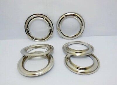100 Eyelets 60mm Garment Outside Accessories