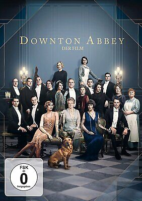 Downton Abbey - Der Film - (Maggie Smith) # DVD-NEU