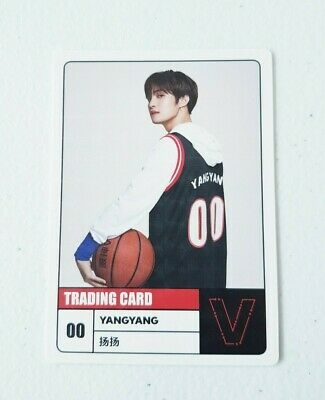 K-POP WayV YANGYANG Limited Photocard - Official New 2020 SEASON'S GREETINGS