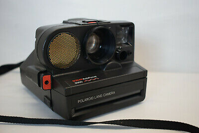 POLAROID 5000 sonar auto focus with box