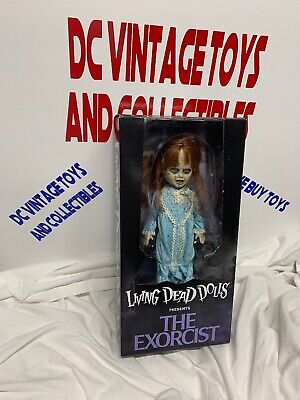 "LIVING Dead Dolls-L/' ESORCISTA REGAN 10/"" NUOVO"