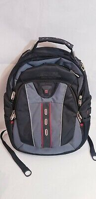 "Swiss Gear Backpack Briefcase Travel carry on luggage + 16"" Labtop mesh bag"