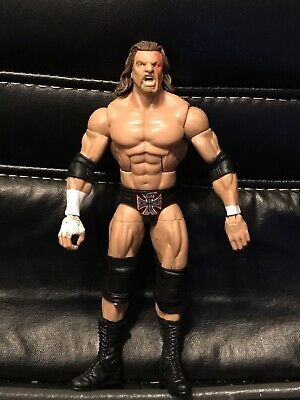 WWE Triple H Mattel Elite Defining Moments Flashback Wrestling Action Figure