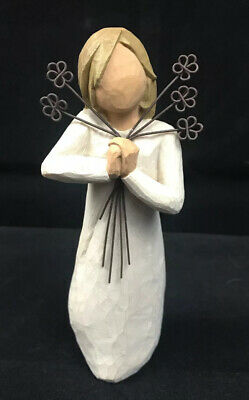 Willow Tree Friendship Hand Sculpted Painted figurine Demdaco Susan Lordi