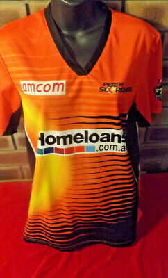 Perth Scorchers Majestic Jersey Good Used Condition Size M