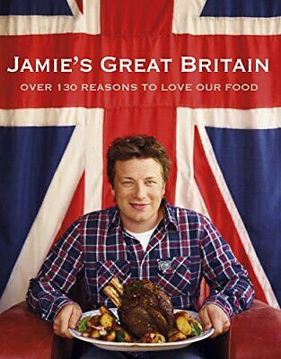 Jamie's Great Britain by Oliver, Jamie Book The Fast Free Shipping
