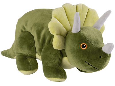 Warmies Magnetron Knuffel - Triceratops