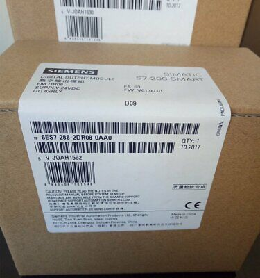 1PC NEW Siemens 6ES7288-2DR08-0AA0 In Box One year warranty