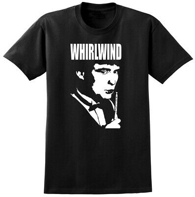 Jimmy White Whirlwind T-shirt - Snooker Legend Retro 80s 90s Icon Tee