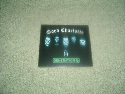 Good Charlotte - Generation Rx - Cd Album + Hand Signed Booklet - Brand New