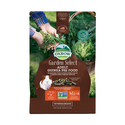 Oxbow Adult Guinea Pig - 4 Lbs - Garden Select