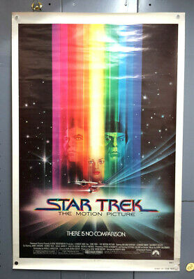 Original 1979 Star Trek:The Motion Picture 1-Sheet Movie Poster-Rolled(SVPO-153)