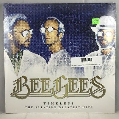 Bee Gees - Timeless: The All-Time Greatest Hits 2LP NEW
