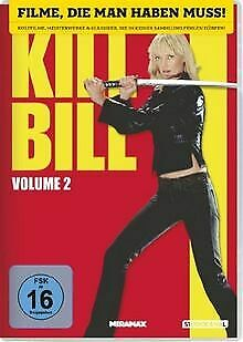 Kill Bill: Volume 2 von Quentin Tarantino | DVD | Zustand gut