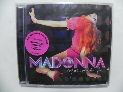 Madonna - Confessions On A Dance Floor Korea 2nd Press CD / SEALED NEW