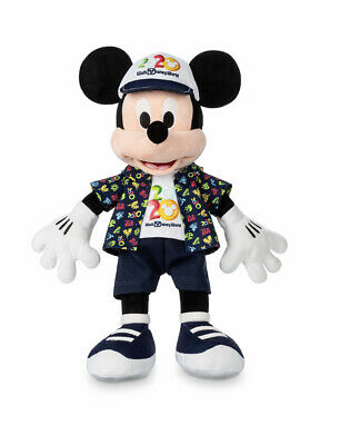 Disney Parks Mickey Mouse 2020 Plush Doll NEW