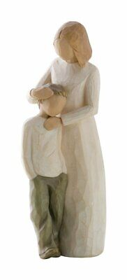 Willow Tree - Figurine Mother And Son 21Cm New & Boxed