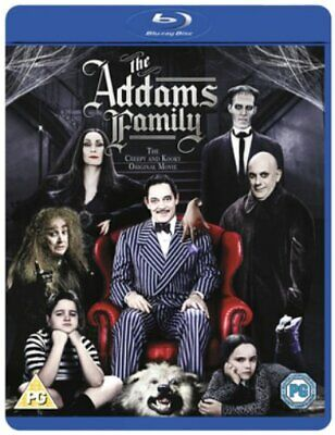 The Addams Family - Sealed NEW Blu-ray - Raul Julia
