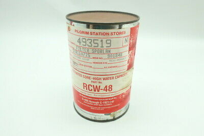 Sporlan RCW-48 Catch All High Water Capacity Core