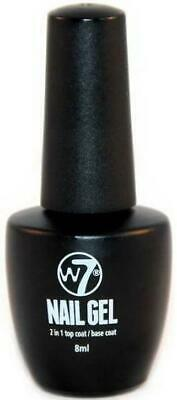 W7 Gel Nagellak - nr. 20 Top/Base Coat 8 ml