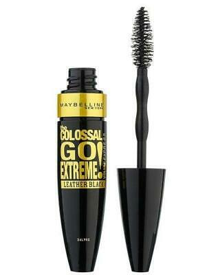 Maybelline Mascara - Colossal Go Extreme Leather Black 9.5 ml