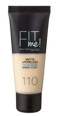 Maybelline Foundation - Matte Fit Me 110 30 ml