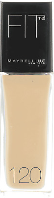 Maybelline Foundation Fit Me - 120 Classic Ivory