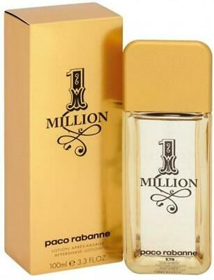Paco Rabanne Aftershave Lotion Men - One Million 100 ml