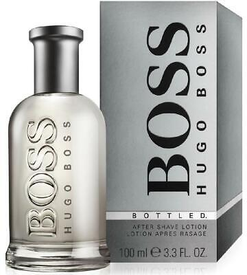 Hugo Boss Aftershave Lotion - Bottled 100 ml
