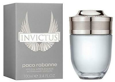 Paco Rabanne Aftershave Lotion Men - Invictus 100 ml