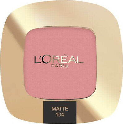 L'Oréal Paris Color Riche Mono Oogschaduw - 104 La Vie En Rose