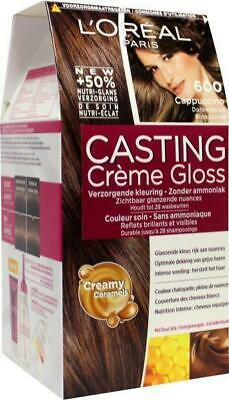 Loreal Haarverf - Casting Creme Gloss Cappuccino 600