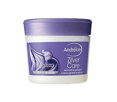 Andrélon Haarmasker Zilver Care - 250 ml