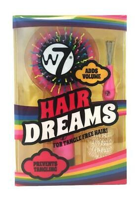 W7 Brush & Bend Haarborstel Set - Hair Dreams