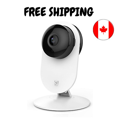 Home Camera Indoor Wireless IP Security Surveillance System Night Vision 1080p