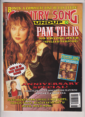 Country Song Roundup Mag Pam Tillis Anniversary Special August 1994 122319nonr
